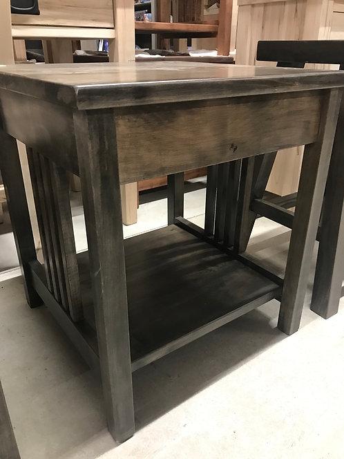Mennonite Mission End Table