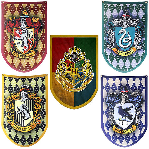 House Banners- 5 Styles