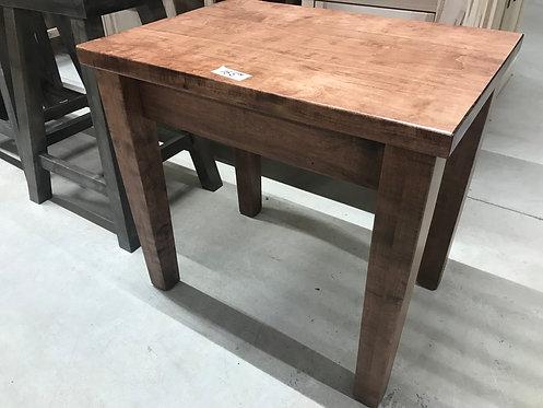 Mennonite Basic End Table