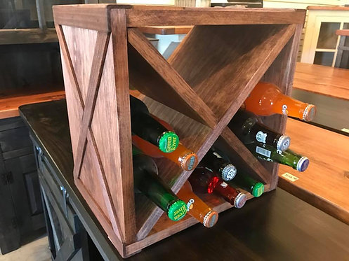 Barn Door Wine Box