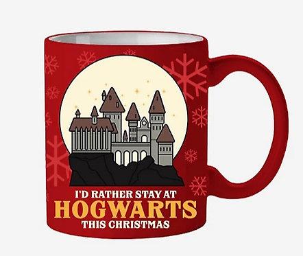 'Stay at Hogwarts' Mug