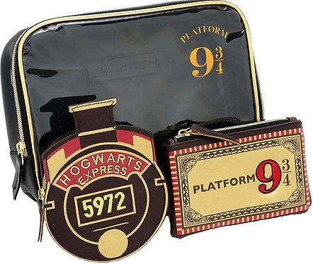 Hogwarts Express Makeup Bag Set *IN STOCK*