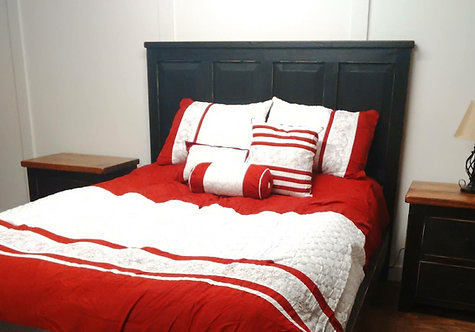 Amish Queen Headboard ONLY- 2 Styles