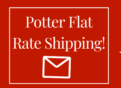 Harry Potter Flat Rate Shipping (Canada wide)
