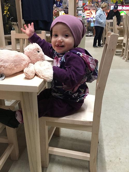 Mennonite Children's Table Set