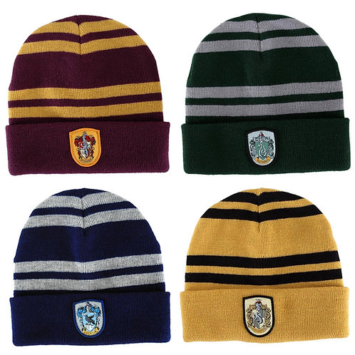 Harry Potter House Patch Toque *IN STOCK*