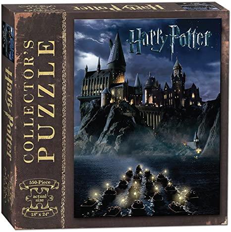 Hogwarts Castle 550 Piece Puzzle