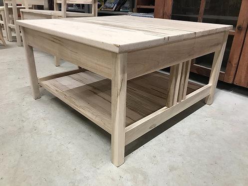 "Mennonite 32 ""x 32"" Mission Coffee Table"