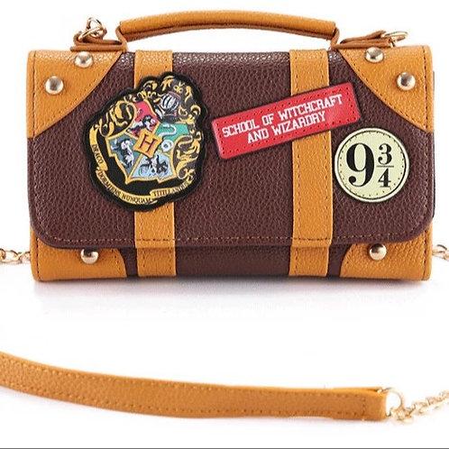 Hogwarts Trunk Clutch *IN STOCK*