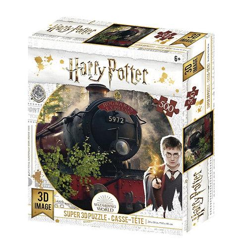 Hogwarts Express 3D 500 Piece Puzzle