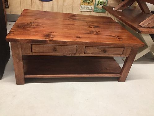 Amish 3' x 4' Coffee Table