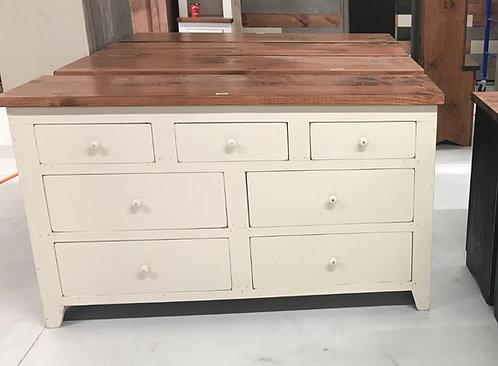 Amish Long Dresser