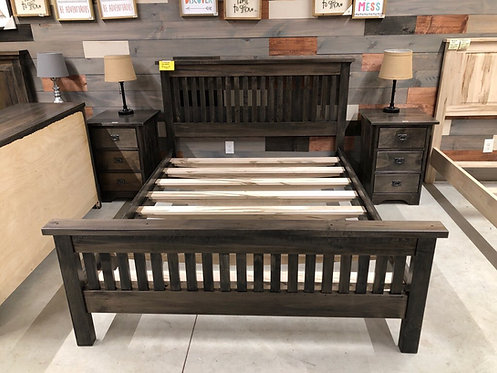 Mennonite Mission King Bed