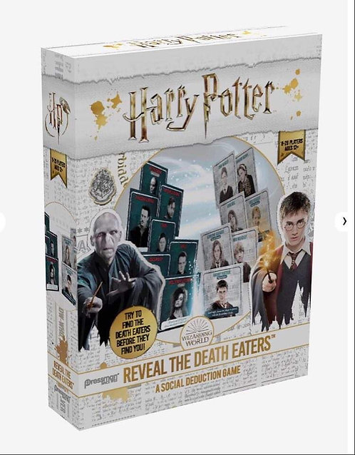 Reveal the Death Eaters Game