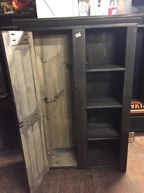 Amish Half-and-Half Cupboard