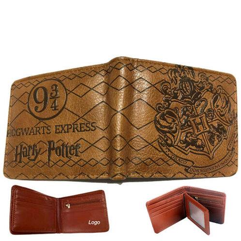 Bi-Fold Embossed Wallet- 8 Designs
