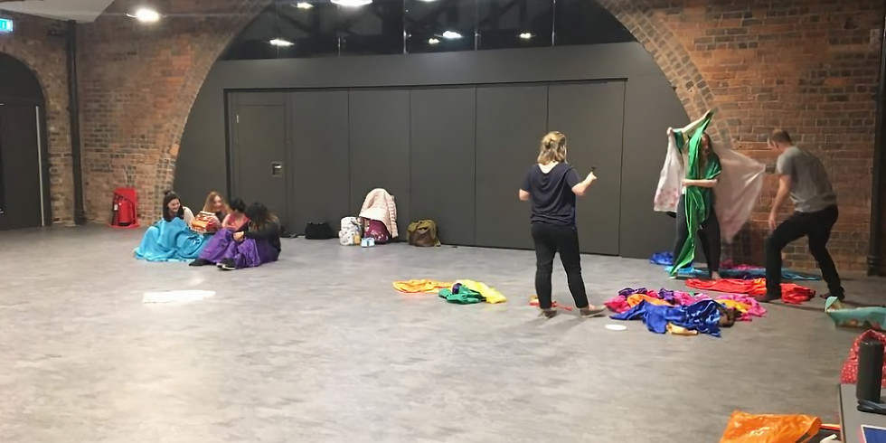 Talitha Practitioner Training Feedback Session: Intro to Talitha and Trauma