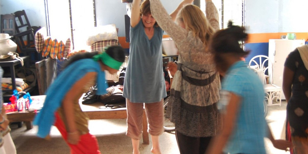 Talitha Practitioner Training Feedback Session: Experiential