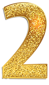 23-235141_number-two-gold-shining-gold-g