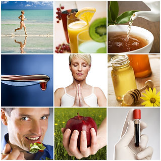 beautiful healthy lifestyle theme collage made from nine photographs.jpg