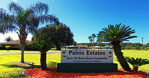 Palms Estates Retirement Community and RV Park