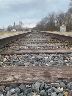"""Railroad"" Paige Klinge"