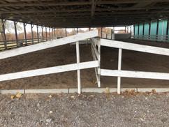 """Livestock Stalls"" Paige Klinge"