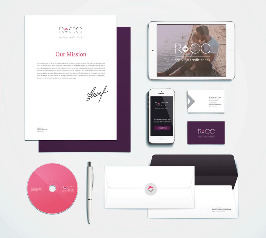 Visual identity & website design