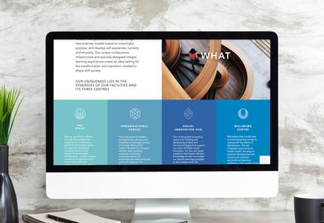 Zurich Retreat website