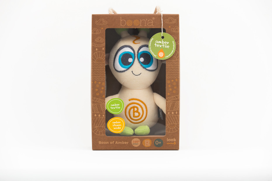 Boon'a Toy & Packaging