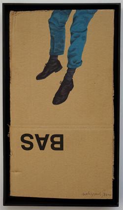 Sans Tête 33 / 37x21 (vendu)
