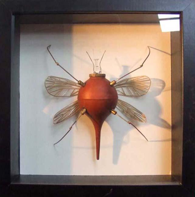 Lépidoptère Poirodae / (vendu)