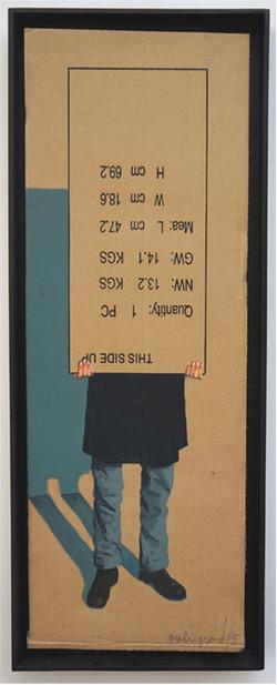 Sans Tête 16 / 48x17