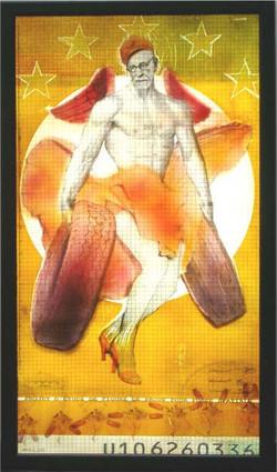 Figure de proue / 2004 / 112x63