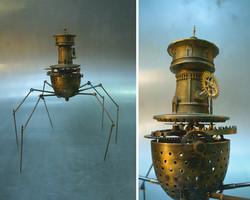 Mobilehome / spiderhome