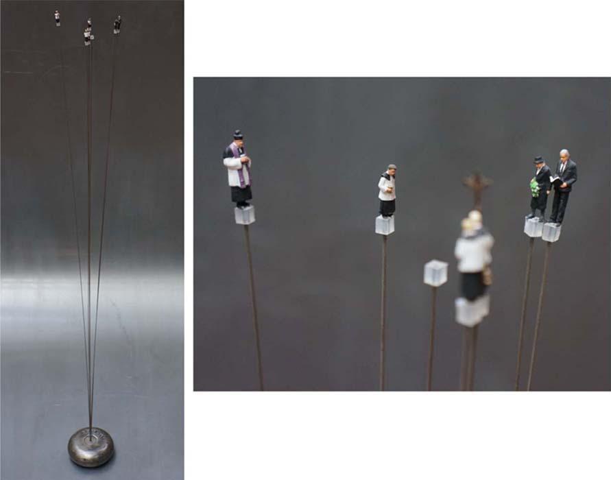 Entre ciel et terre / 2012 / (vendu)