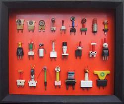 Espèces détachées / 2009 / (vendu)