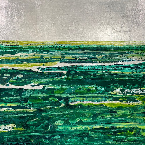 Verdant Seas by Francesca Howard