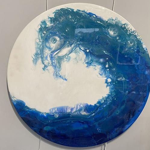 Curl by Karen H-King