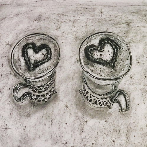 Loveaccino by Anne-Marie Rymill