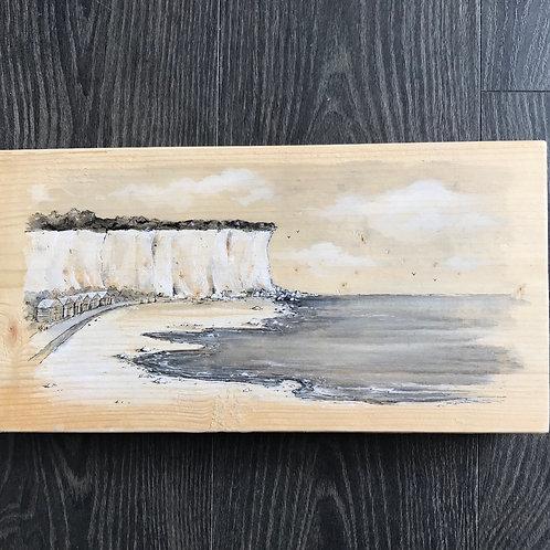 Stone Bay Big Block by Karen H King