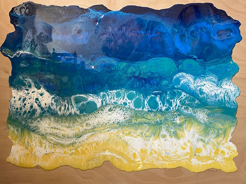 Oceanic 2 by Karen H-King