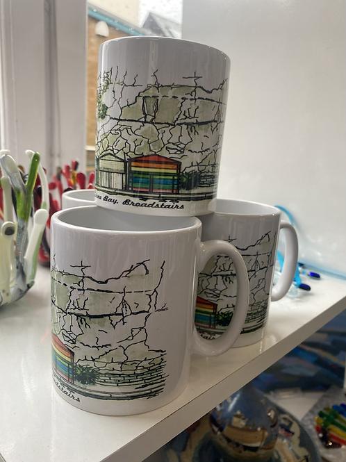 Stone Bay mug