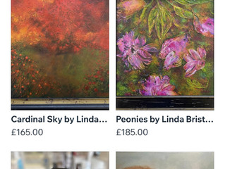 Lots of new work for Mother's Day