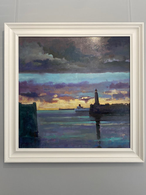 A Margate Sky - Anthony Giles