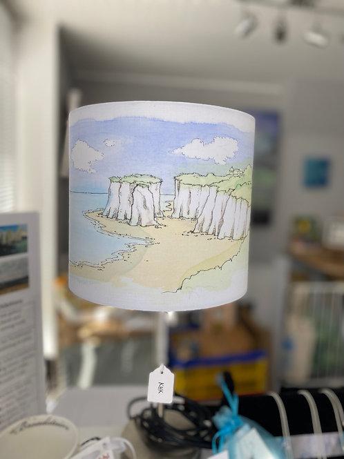 """Botany Bay Lampshade 7""""by Karen H King"""