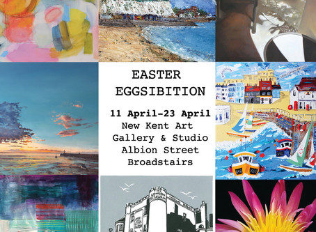 Easter Eggsibition