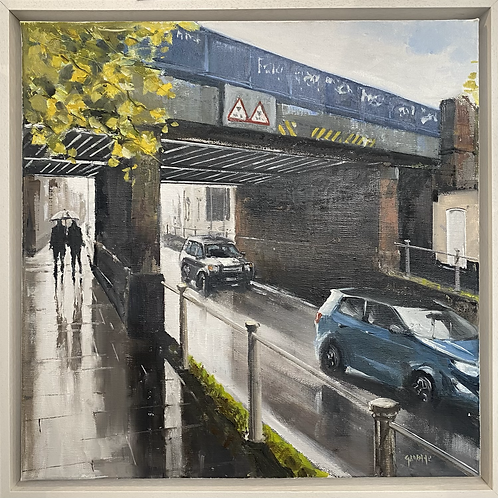 Wincheap Bridge by Paul Gadenne