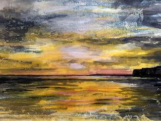 Abstract Coast by Katrina Dallamore