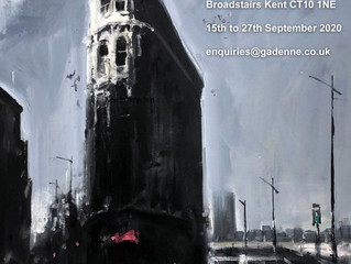 Paul Gadenne - Cityscapes opens!